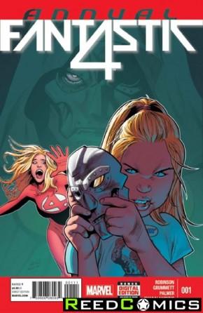 Fantastic Four Volume 5 Annual #1