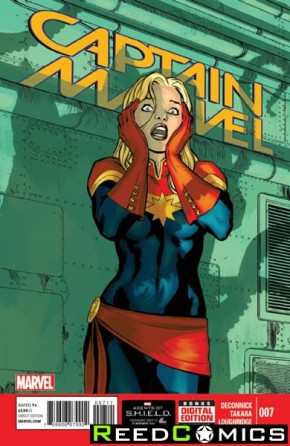 Captain Marvel Volume 7 #7