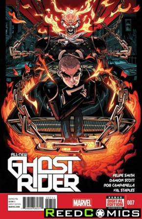 All New Ghost Rider #7