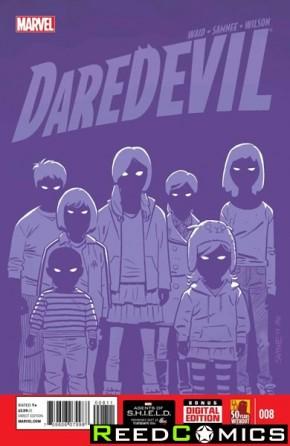 Daredevil Volume 4 #8