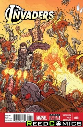 All New Invaders #10