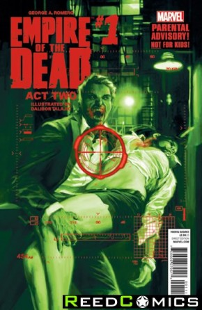 George Romeros Empire of the Dead Act Two #1