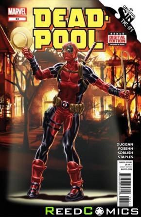 Deadpool Volume 4 #34