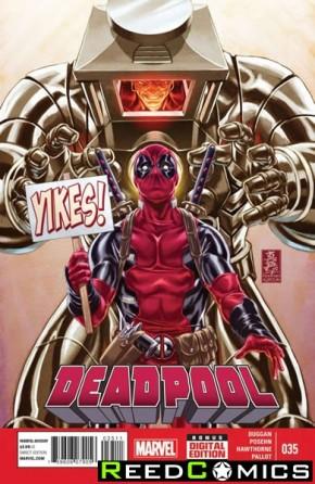 Deadpool Volume 4 #35