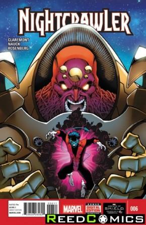 Nightcrawler Volume 4 #6