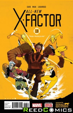 All New X-Factor #13