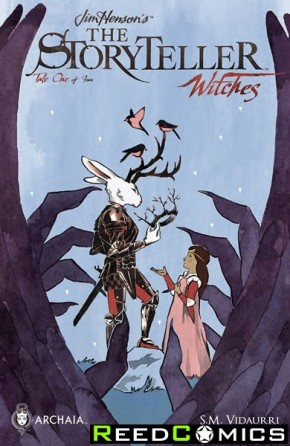 Jim Hensons Storyteller Witches #1