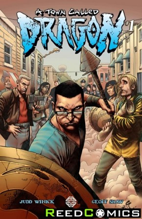 Town Called Dragon #1 (1st Printing) * limit 1 per customer *