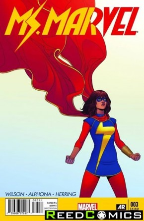 Ms Marvel Volume 3 #3 (3rd Print)