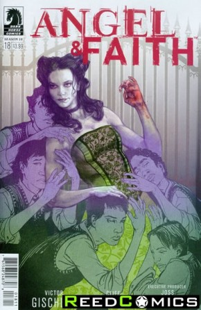 Angel and Faith Season 10 #18