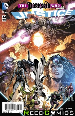 Justice League Volume 2 #44