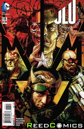 Justice League United #13