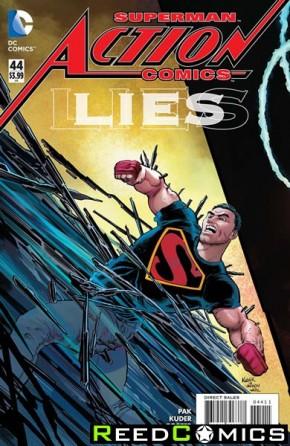 Action Comics Volume 2 #44