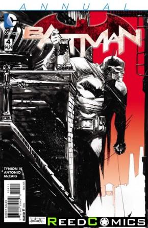 Batman Volume 2 Annual #4