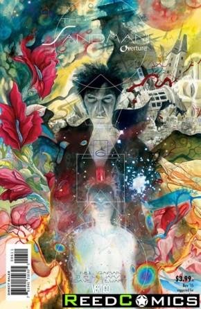 Sandman Overture #6 (Cover A)