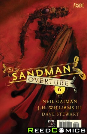 Sandman Overture #6 (Cover B)