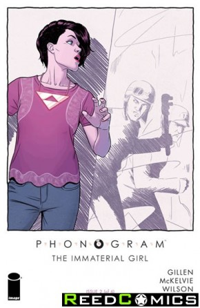 Phonogram The Immaterial Girl #2