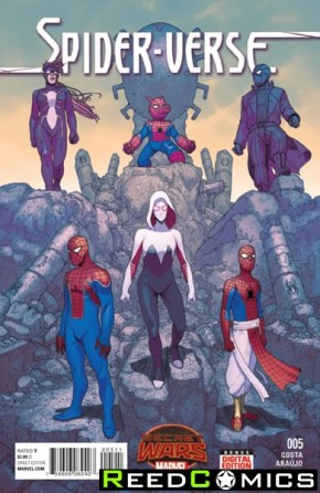 Spiderverse Volume 2 #5