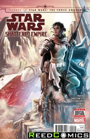 Journey to Star Wars The Force Awakens Shattered Empire #2
