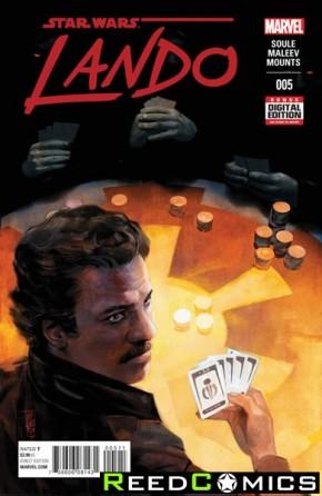Star Wars Lando #5