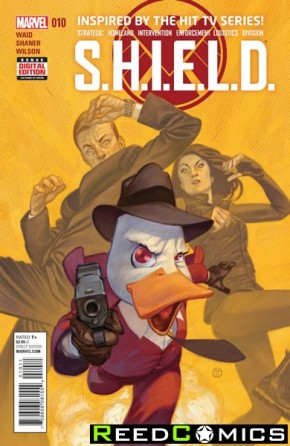 SHIELD Volume 4 #10