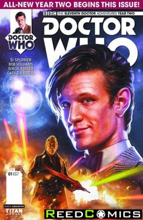 Doctor Who 11th Year Two #1