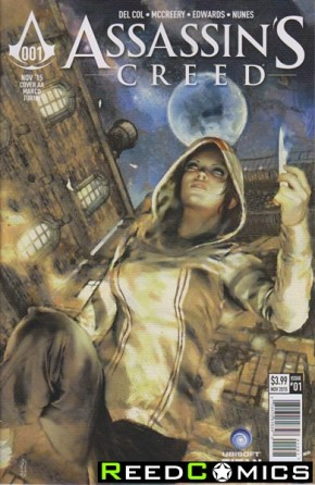Assassins Creed #1 (Cover F)