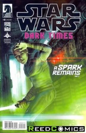 Star Wars Dark Times Spark Remains #2