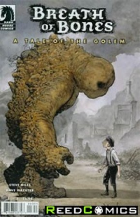 Breath of Bones A Tale of the Golem #3