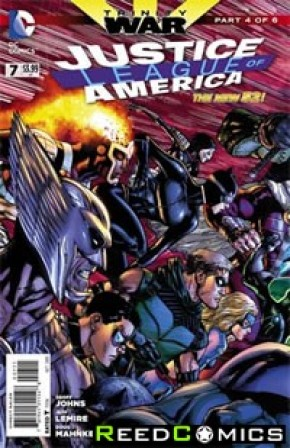 Justice League of America Volume 3 #7