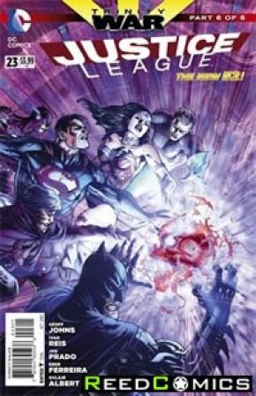 Justice League Volume 2 #23