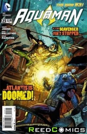 Aquaman Volume 5 #23