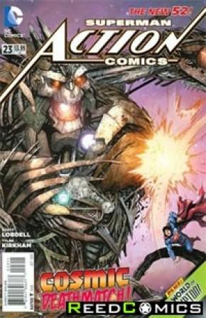 Action Comics Volume 2 #23
