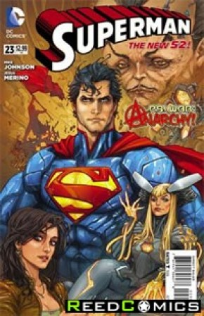 Superman Volume 4 #23