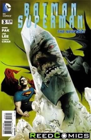 Batman Superman #3