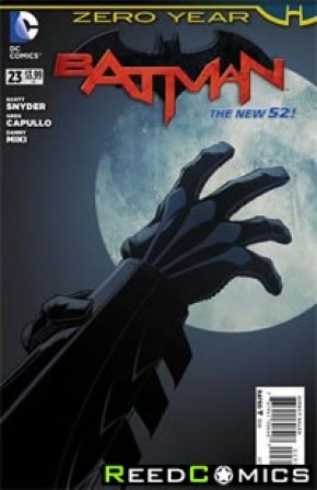 Batman Volume 2 #23