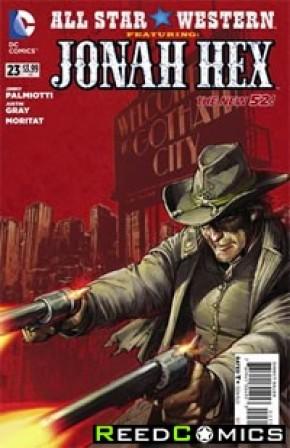 All Star Western Volume 2 #23
