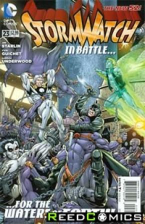 Stormwatch Volume 3 #23