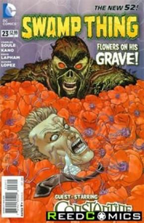 Swamp Thing Volume 5 #23