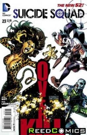 Suicide Squad Volume 3 #23