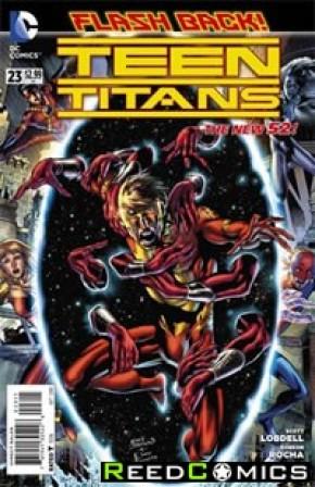 Teen Titans Volume 4 #23