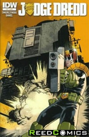 Judge Dredd Volume 4 #10