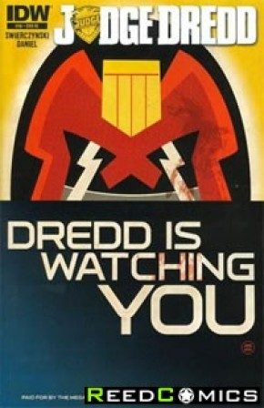 Judge Dredd Volume 4 #10 (1 in 10 Incentive)