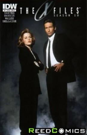 X-Files Season 10 #3