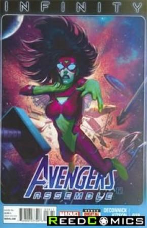 Avengers Assemble #18