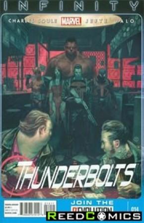 Thunderbolts Volume 2 #14