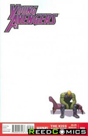 Young Avengers Volume 2 #9