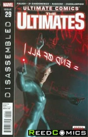 Ultimate Comics The Ultimates #29
