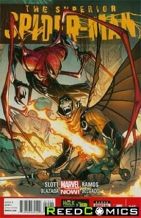 Superior Spiderman #15