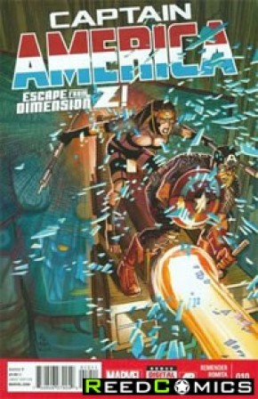 Captain America Volume 7 #10